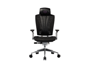 Cooler Master Ergo L Ergonomic Reclining Black & Purple Gaming Chair