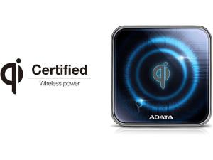 Adata Black Wireless Charging Pad