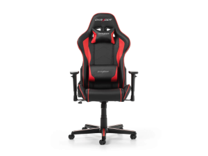 DXRacer Formula F08-NR Black/Red PU-Leather Gaming Chair