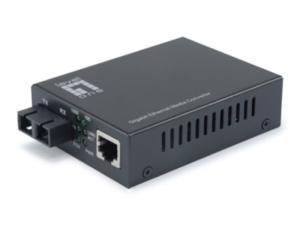 LevelOne RJ45 to SC Gigabit Media Converter