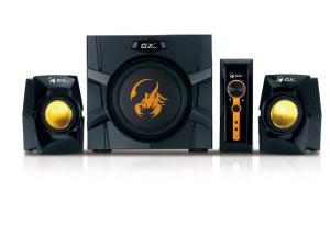 Genius GX SW-G2.1 3000 PC Gaming Speaker Set 2.1 Channels 70W