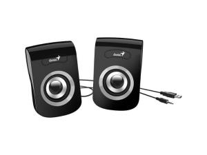 Genius SP-Q180 USB Wired 3.5mm Desktop Speakers