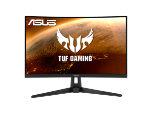 Asus TUF Gaming VG27WQ1B Curved 27'' 1440p, 165Hz, 1ms, VA, HDR10,FreeSync Premium Gaming Monitor