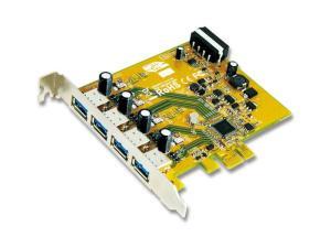 Sunix USB4300 PCI Express USB 3.0 4 ports Card