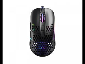 XTRFY M42 RGB Black Ultra-Light Weight 59g 16 000dpi Gaming Mouse