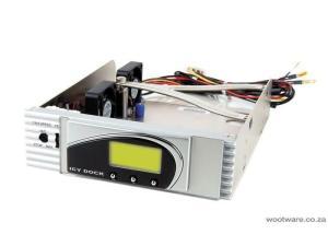 iCYDOCK Bodyguard Silver 5.25″ Universal HDD Cooler