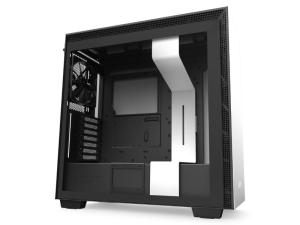 NZXT H710 Black/White ATX Mid Tower Desktop PC Case