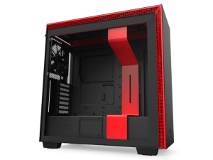NZXT H710 Black/Red ATX Mid Tower Desktop PC Case