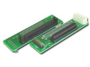 SCA 80-Pin To SCSI 68-Pin Adapter