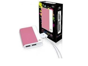 Vantec Culor'e Pink Hi-Speed USB 2.0 66-in-1 External Card Reader/Writer