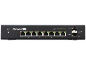 Ubiquiti 8 Port Gigabit + SFP 150W PoE Switch