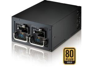 FSP Twins 500W Atx Redudant 80 Gold PSU