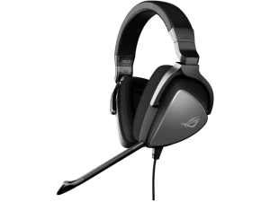 Asus Delta Core Stereo Black Wired Gaming Headset