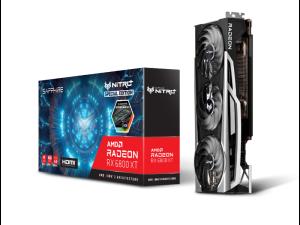 Sapphire Radeon NITRO+ RX 6800 XT SE 16GB GDDR6 PCIE 4.0 AMD Graphics Card