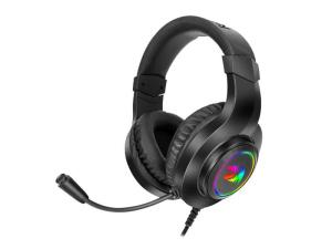Redragon HYLAS Over Ear Wired Gaming Headset RGB