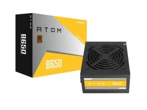 Antec Atom B650 650W 80+ Bronze Power Supply Unit