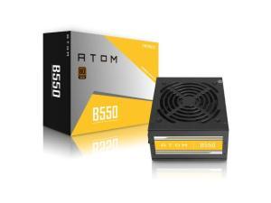 ANTEC ATOM B550 550W 80 Plus Bronze Power Supply Unit