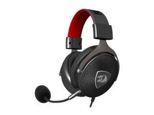 Redragon H520 Multi-platform Wired 7.1 Surround Sound Gaming Headset - Black/Red