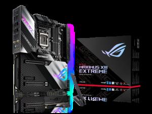 Asus ROG Z590 MAXIMUS XIII EXTREME Intel 1200 Socket E-ATX Desktop Motherboard