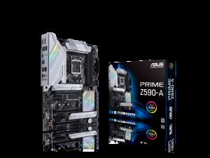Asus PRIME Z590-A Intel 1200 Socket ATX Desktop Motherboard
