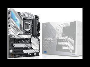 Asus ROG STRIX Z590-A GAMING WIFI Intel 1200 Socket ATX Desktop Gaming Motherboard