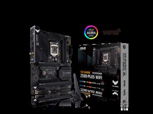 Asus TUF GAMING Z590-PLUS WIFI Intel 1200 Socket ATX Desktop Gaming Motherboard