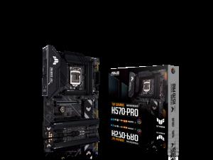 Asus TUF GAMING H570-PRO Intel 1200 Socket PCIe 4.0 Desktop Motherboard