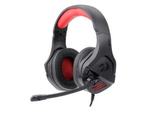 Redragon H250 Theseus Boom Mic Gaming Headset - Black