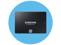 2.5'' Solid State Drives