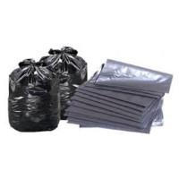 Black Garbage Bags 30 Mic...