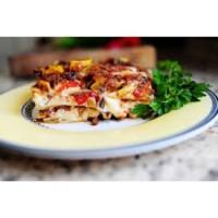 Vegetable Lasagna 700g
