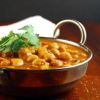 Authentic Indian Chickpea...