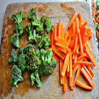 Broccoli and Carrots 400g