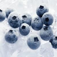 Frozen Blueberries 500g