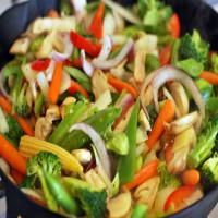 Stir-fry Mix 400g