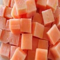 Frozen Papaya KG