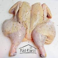 Butterflied Chicken Plain...