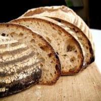 Sour Dough 40% Rye Bread ...