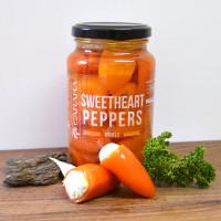 Sweetheart Peppers Jar 37...