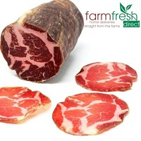 Coppa Italian meat 80g
