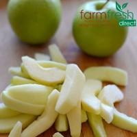 Frozen Apples 500g