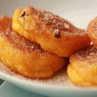 Pumpkin Fritters Approx:3...