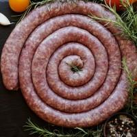 Boerwors / Sausage uit di...
