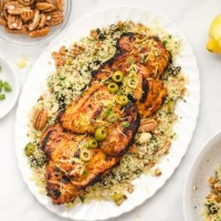Maroccon Chicken Minted C...