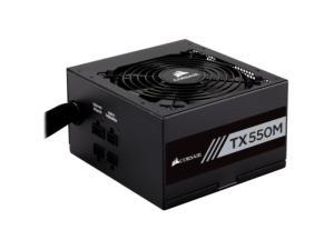 Corsair TX-M Series™ TX550M 550W Gold Rated Semi-Modular Power Supply