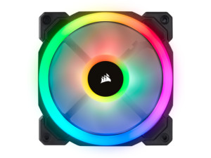 Corsair LL120 RGB 120mm 1500RPM PWM Desktop Case Fan