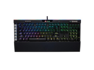 Corsair K95 RGB Platinum Cherry MX Brown Switch Black Mechanical Gaming Keyboard