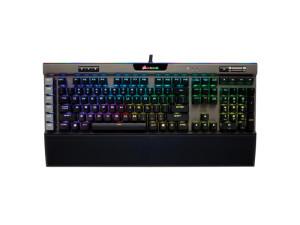 Corsair K95 RGB Platinum CHERRY® MX Speed Switch Mechanical Gaming Gunmetal Keyboard