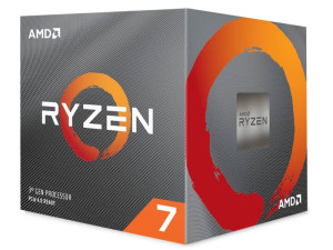 AMD Ryzen 7 3800X Processor With Wraith Prism RGB Cooler