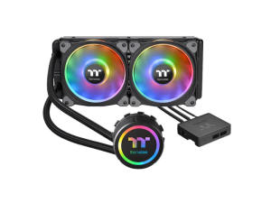 Thermaltake Floe DX RGB 240 TT Premium AIO Closed Loop Liquid CPU Cooler